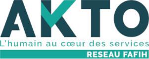 logo AKTO, partenaire de l'organisme de formation Les 13 Vents-EIMCL (Tulle, Corrèze)
