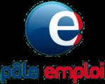 logo officiel de Pôle Emploi, partenaire institutionnel de l'organisme de formation Les 13 Vents-EIMCL (Tulle, Corrèze)